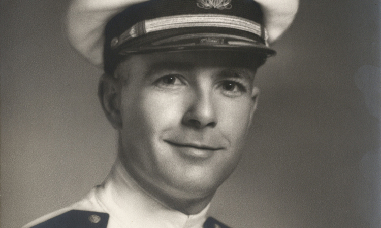 Lt. Robert B. Fulton USS Houston Letters