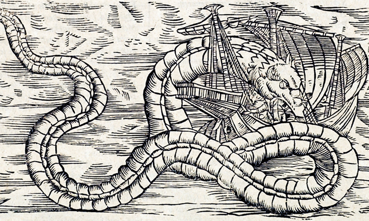 Topsell's The History of Four-footed Beasts and Serpents Woodcuts