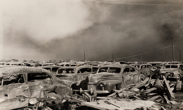 Texas City 1947 Disaster Photographs