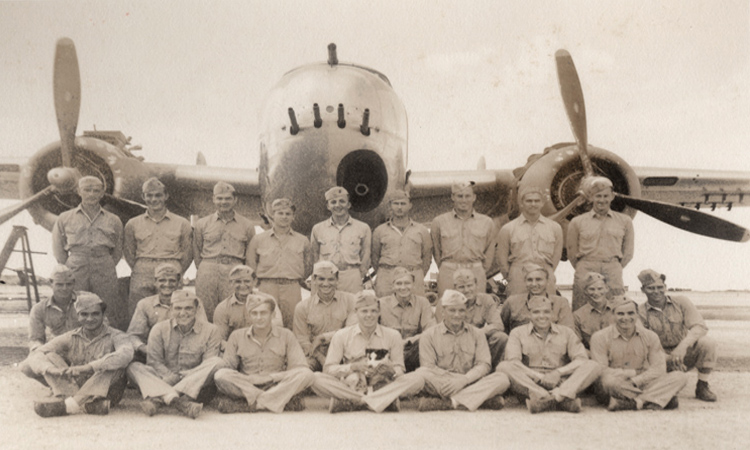 Marine Bombing Squadron (VMB-613) Photographs