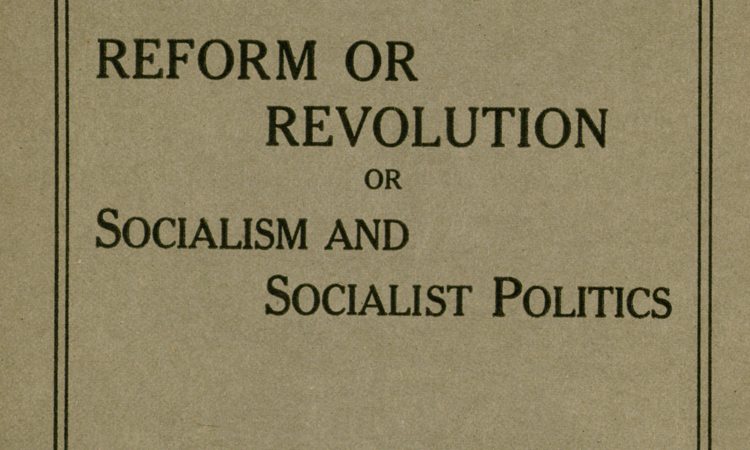 Socialist and Communist Pamphlets