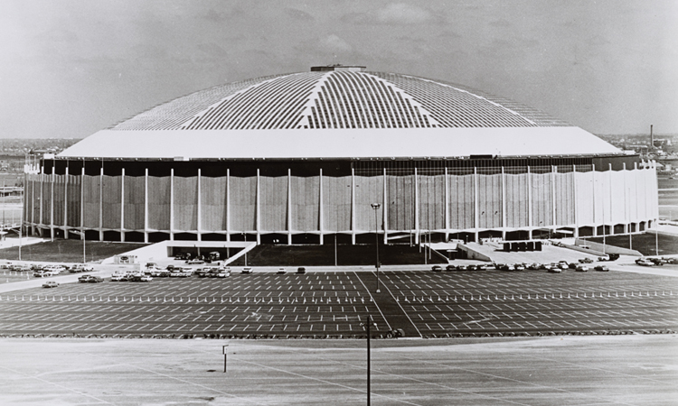 The Astrodome, Eighth Wonder of the World